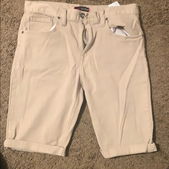 Guess Other - Guess khaki shorts